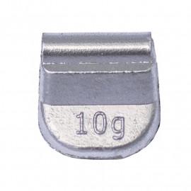 Грузик балансировочный. Вес 10 г. 100 шт/упак.