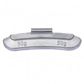 Грузик балансировочный. Вес 50 г. 50 шт/упак.