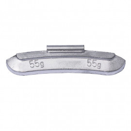 Грузик балансировочный. Вес 55 г. 50 шт/упак.