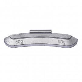Грузик балансировочный. Вес 60 г. 50 шт/упак.