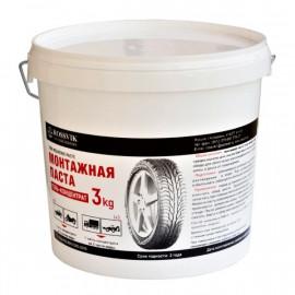 Монтажная паста (гель-концентрат) 3кг
