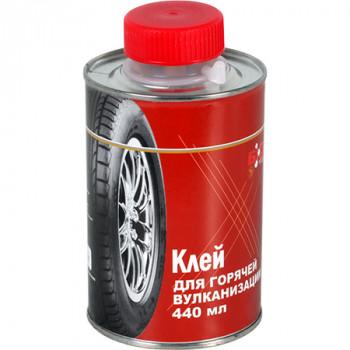 БХЗ - клей резиновый самовулканизующийся 440мл (с кисточкой)