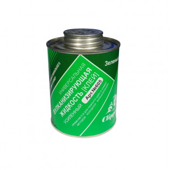 Клей зеленый усиленный Clipper 500мл