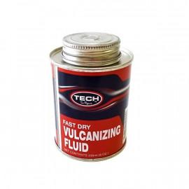 Клей CHEMICAL VULCANISING FLUID 235 мл с кисточкой
