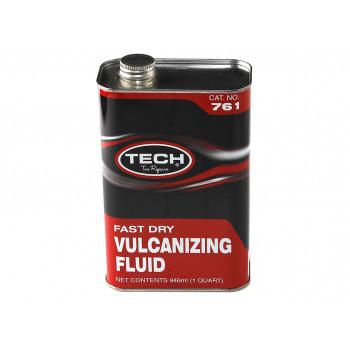 Клей для химической (холодной) вулканизации CHEMICAL VULCANIZING FLUID №761