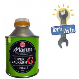 """Клей Зеленый  MARUNI """"SUPER VALCARN G"""", 200мл/280гр"""