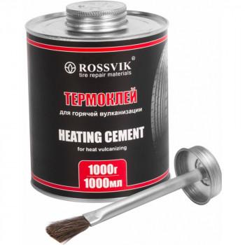 Термоклей 1000мл./1000гр. (банка с кистью)
