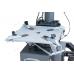 Шиномонтажный полуавтоматический станок, 2 скорости, ввзрывн подкачка NORDBERG 4639 (380В)