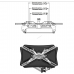 """Станок шиномонтажный полуавтомат, регулируемые зажимы наружн: 11-24"""" NORDBERG 4639,5_380V"""