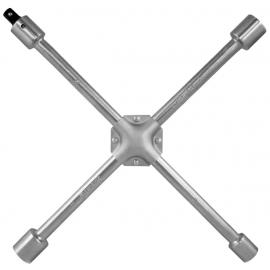 Ключ баллонный крестообразный, усиленный, 17х19х21х22