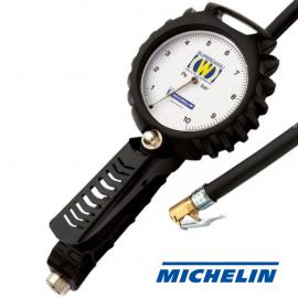 Профессиональный пистолет с манометром GUN 5 для подкачки шин Michelin