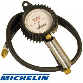 Профессиональный пистолет с манометром  для подкачки шин Michelin GUN 3
