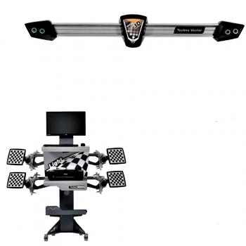 Техно Вектор 7 7204 K A Стенд Сход-Развал 3D