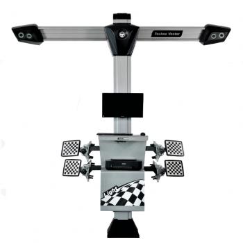 Техно Вектор 7 7204 T A Стенд Сход-Развал 3D