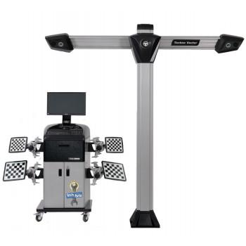 Стенд Сход-Развала 3D Техно Вектор 7 T 7202 T 5 A