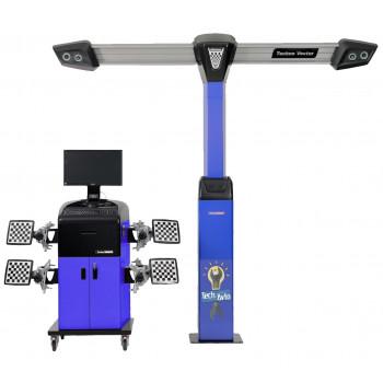 Стенд Сход-Развала 3D Техно Вектор 7 T 7204 T P
