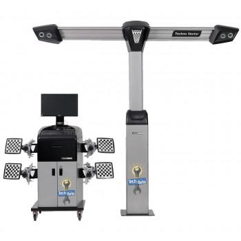 Стенд Сход Развала 3D Техно Вектор 7 T 7204 T PS