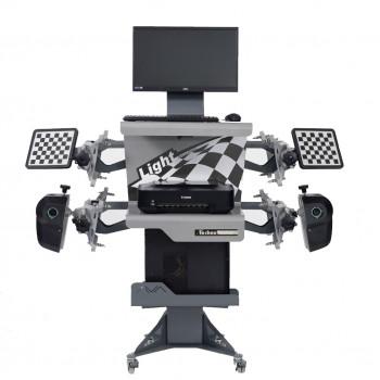 Стенд сход-развал 3D Free Motion Техно Вектор 6  6202