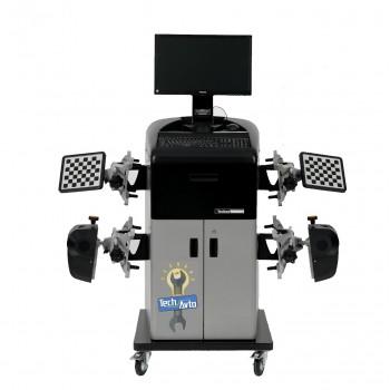 Стенд сход-развал 3D Free Motion Техно Вектор 6 Т 6202