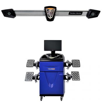 Техно Вектор 7 V 7202 K 5 A Стенд Сход-Развал 3D