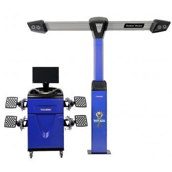 Стенд Сход-Развала 3D Техно Вектор 7 V 7204 T P