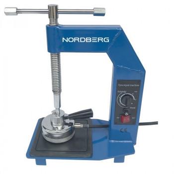 Вулканизатор настольный с одним нагревательным элементом NORDBERG V4