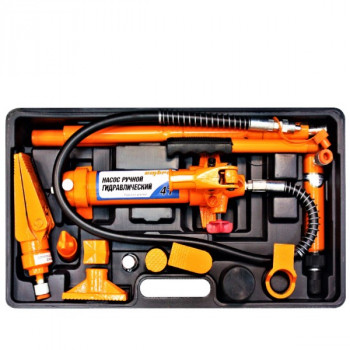Набор гидравлического инструмента для кузовного ремонта Ombra 4 т