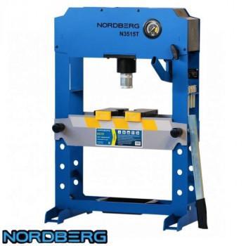 Пресс, усилие 15 тонн NORDBERG PRO N3515T