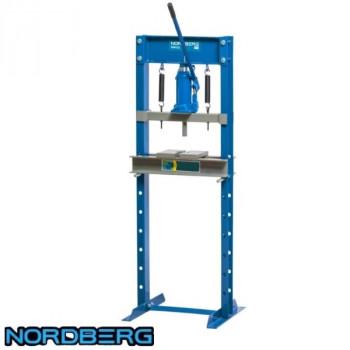 Пресс, силовое устройство - домкрат, усилие 12 тонн NORDBERG N3612JL