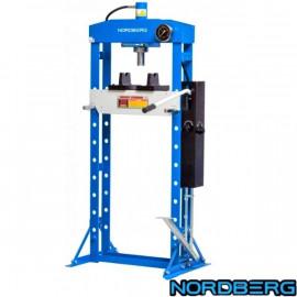 Пресс с ножным приводом, усилие 20 тонн NORDBERG N3620F
