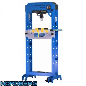 Пресс с пневмоприводом, усилие 20 тонн NORDBERG PRO N3520A