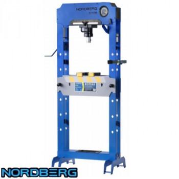 Пресс, усилие 30 тонн NORDBERG PRO N3530