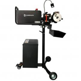 Оборудование для проточки тормозных дисков со снятием с автомобиля