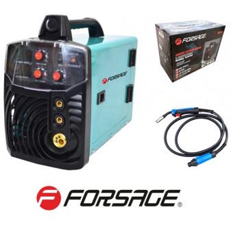 Сварочный инвертор-полуавтомат Forsage F-MIG250