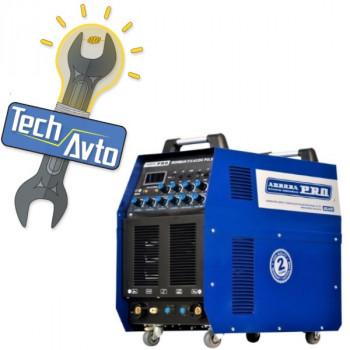 AuroraPRO IRONMAN 315 AC/DC PULSE (TIG+MMA) индустриальный аппарат аргонодуговой сварки