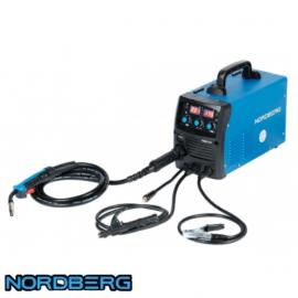 Аппарат сварочный инверторный MIG+MMA, 220V Norberg WMI161